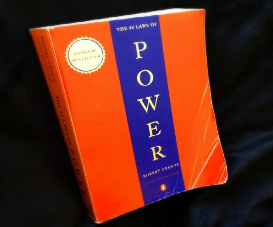48 laws of power;1998